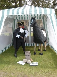 Dick Turpin - Winner of the Mayor's Choice Award